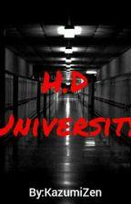 H.D. University by kazumizen