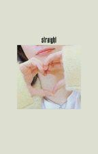 straight // taegyu by ERICVERSE