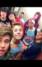 IMAGINE MAGCON BOYS by BestyEsty