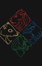 The Heirs Of Hogwarts  by icant_think_ofa_name