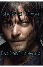 She's a Dixon (Daryl Dixon story) by JeniHayward