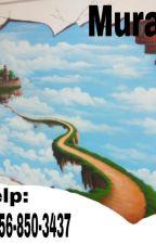 0856-850-3437 Jasa Lukisan 3d Hitam Putih Di Tembok Semarang by lukisan3dterbaik