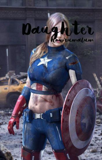 Daughter Captain America Brooke Wattpad