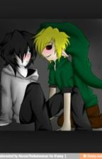 Hacked Into Your Heart (BEN Drowned x Jeff the Killer) by Shadow_Flame_Striker