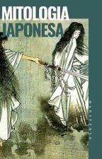 Mitología Japonesa by MaryferSh13