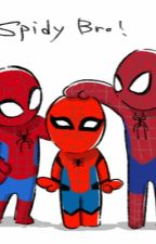 peter parker and his awesome family FIELD TRIP ONE SHOT by Skyler_foxie