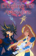 Dueling for Answers ~ YuGiOh 5D's by MysteriousLife01