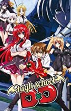 The Crimson Reaper | Highschool DxD x Male Reader by MysticDreamerrr