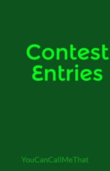Contest Entries by YouCanCallMeThat