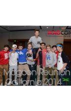 Magcon Reunion by mariaakayy_