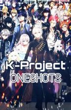 K-project One Shots by xX_aogiri_Xx