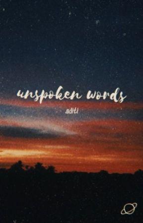 unspoken words by ambivalentfeelings