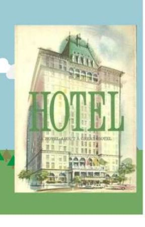Hotel  by cnj101
