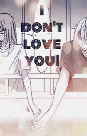 Я тебя не люблю!    I don't love you! by Bon-Bonka276