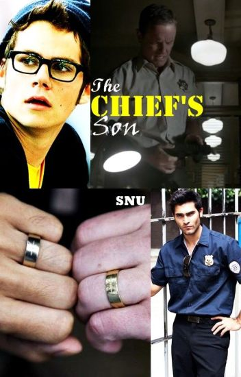 The Chief's Son (Sterek, BoyxBoy)