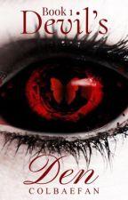 """""""1"""" Bad Guy: Devil's Den ✔︎  by Colbaefan"""