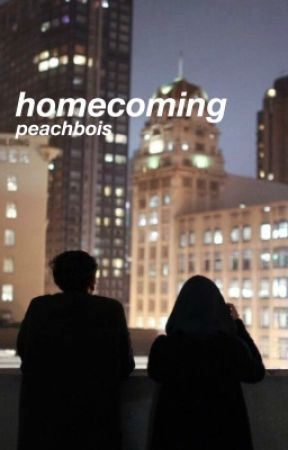 homecoming :: josuke x reader by peachbois