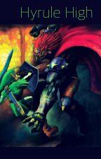 Legend of Zelda ~Hyrule High~ by iCakeEater