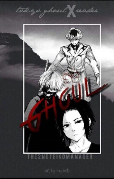 My Ghoul (Kaneki x Reader x Ayato)