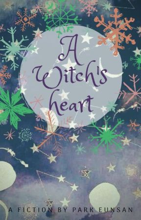 A witch's heart by EunziePark