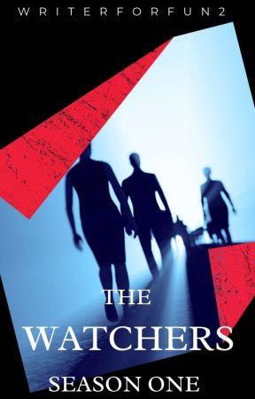 The watchers by writerforfun2