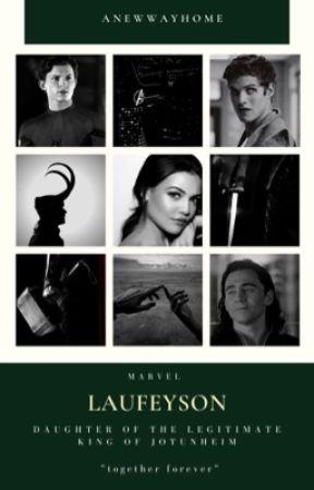 Laufeyson by anewwayhome