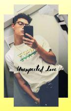 Unexpected Love x brandon arreaga by brandonkuwonu123