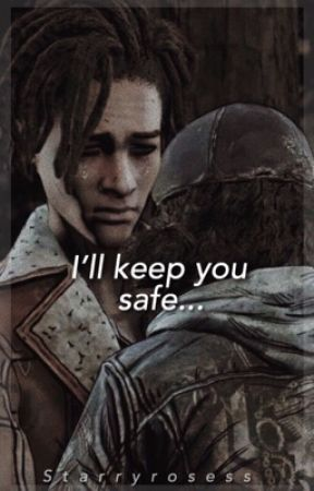 I'll keep you safe...// Clouis by starryrosess