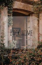 Back Home• Kairi Cosentino by ang31hours