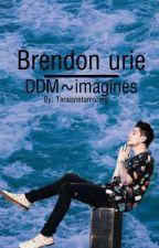DDM~BRENDON URIE  by taraisnotamazing