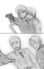 Germany x Prussia : The Only Hope For Me Is You by WeirdGermany