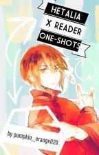 One-shots! Hetalia x Reader! by pumpkin_orange020
