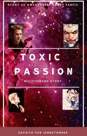 Toxic Passion: Multiversos Stony  by JennStonner