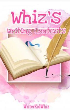 Whiz's Writing Contests  by WriterKidWhiz