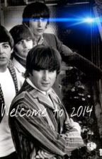 The Beatles in 2014 (Welcome to 2014) by Scribble_Me_Silly