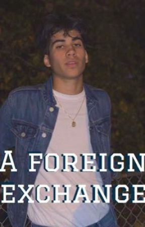A Foreign Exchange - Mattia Polibio  by mattiaisacutie
