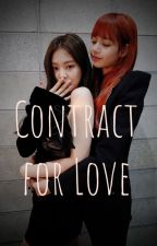 Contract for Love (Jenlisa adaptation) by baconcookiescake17