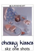CHERRY KISSES ➴ skz one shots by LILROSEHEART