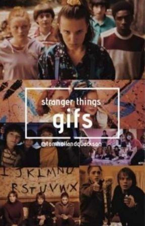 Stranger Things Gif Series (German Translation) by mangoesxcarrots