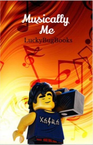 Musically Me: Lego Ninjago Movie Cole x Oc