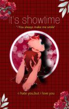 It's showtime (Alastor x angel) radiodust by steamgirl05