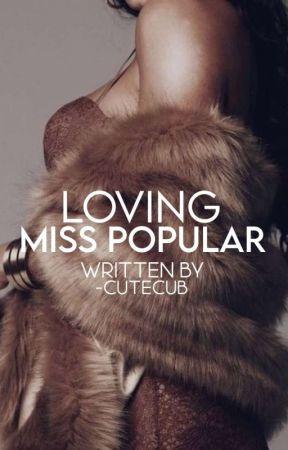 Loving Miss Popular [GirlxGirl] by -cutecub