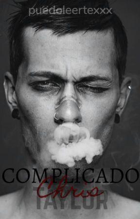 Complicado Chris Taylor. by puedoleertexxx