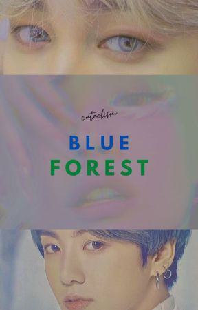 Blue Forest (Kookmin) by Cataelism