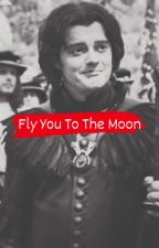 Fly You To The Moon (Diaval Fanfic) by infinityblueskye