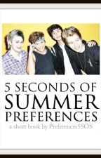 5 Seconds of Summer Preferences by Preferences5SOS