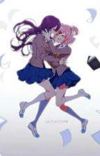 Save me (Yuri x Natsuki) by -Cuts-and-Cupcakes-