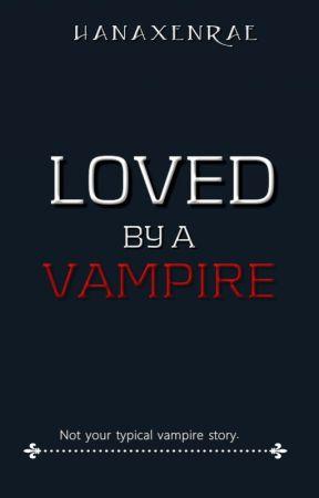 Loved By A Vampire by Azumiyaaa