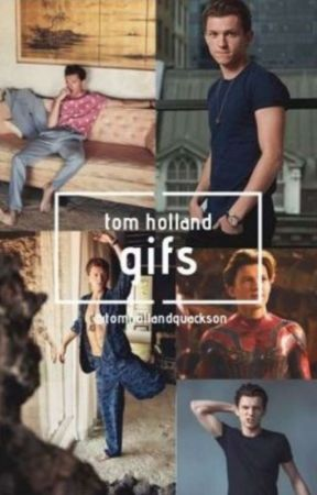Tom Holland Gif Series (German Translation) by mangoesxcarrots