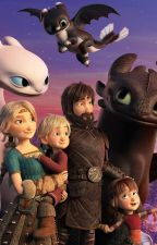 How to train your dragon Homecoming by Paula41319